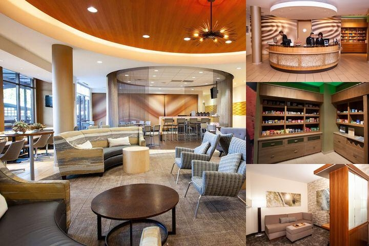 Springhill Suites Wenatchee Marriott photo collage