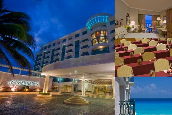 Le Meridien Cancun Resort & Spa photo collage