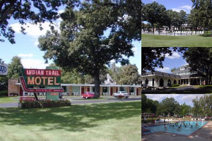 Indian Trail Motel photo collage