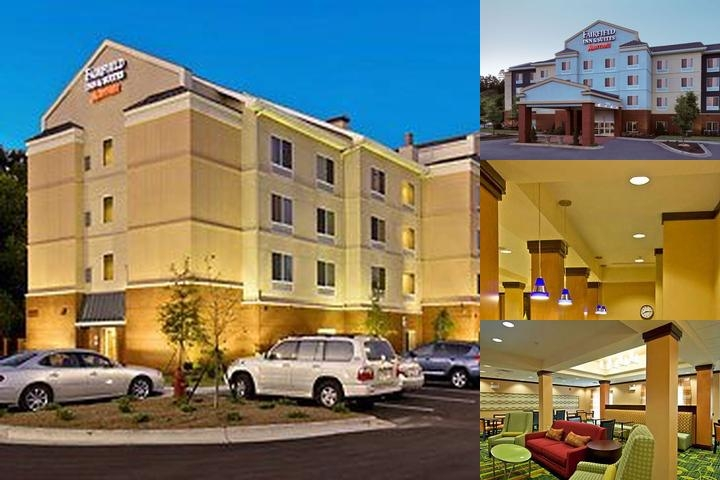 Fairfield Inn & Suites Cartersville photo collage