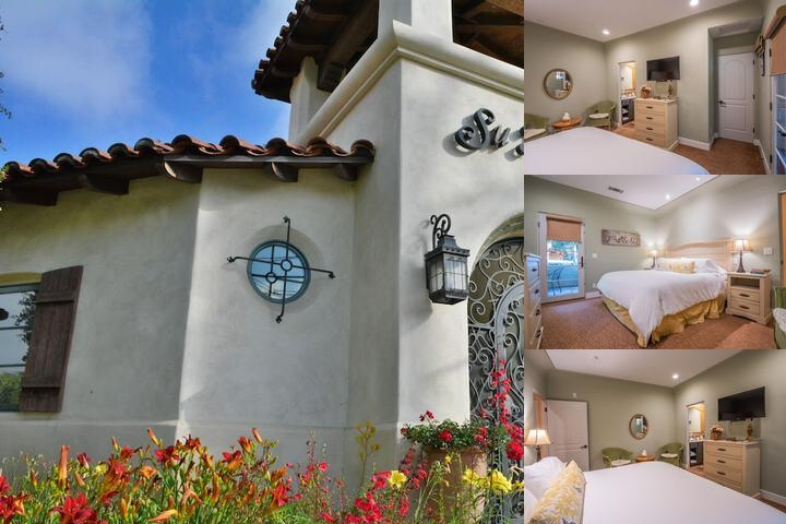 Su Nido Inn (your Nest in Ojai) photo collage