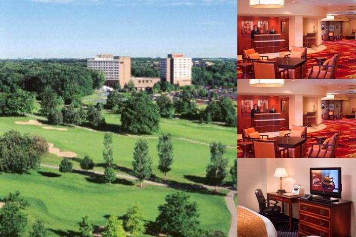 Marriott Hickory Ridge Conference Hotel photo collage