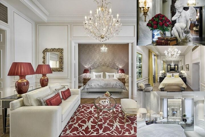 Hotel Sacher Wien photo collage
