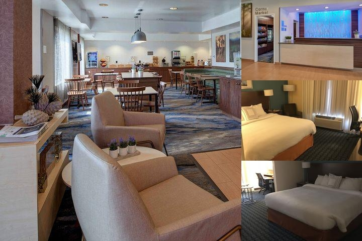 Fairfield Inn West Kalamazoo photo collage