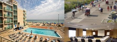 Atlantic Sands Hotel & Conference Center photo collage