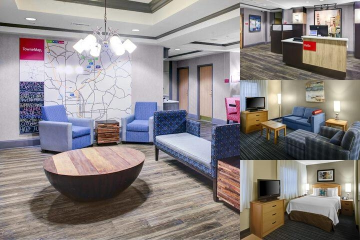 Towneplace Suites by Marriott Atlanta Buckhead photo collage