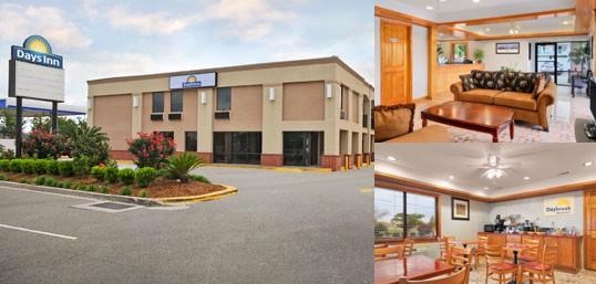 Days Inn Slidell photo collage