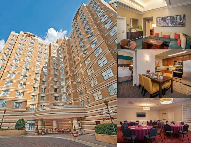 Residence Inn Arlington Rosslyn photo collage