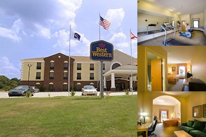 Best Western Plus Bass Hotel & Suites photo collage