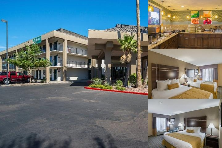 Best Western Metrocenter Inn photo collage