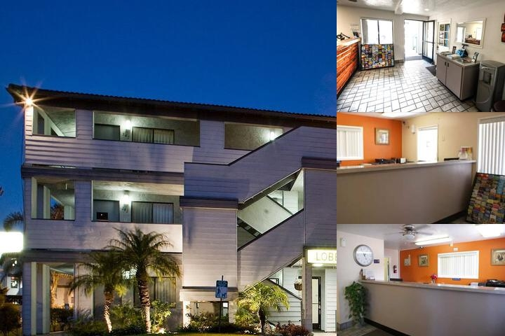 Heritage Inn San Diego photo collage
