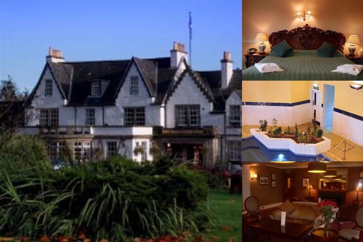 Buchanan Arms Hotel & Leisure Club photo collage