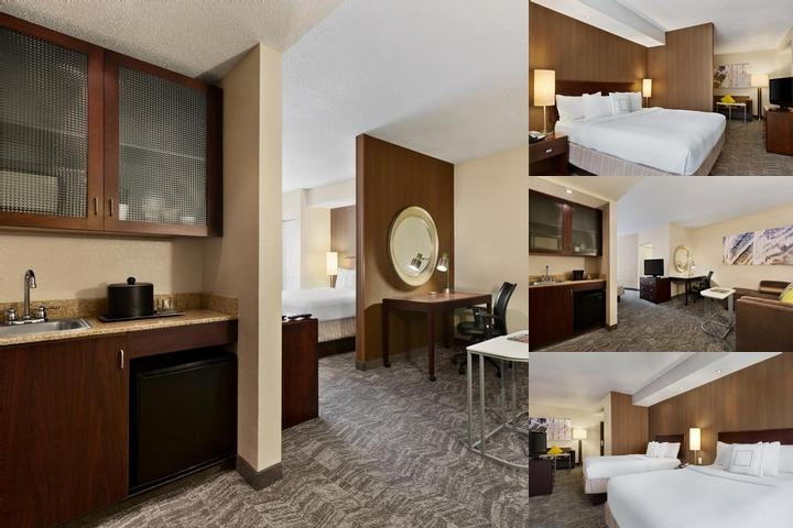 Springhill Suites Colonnade photo collage