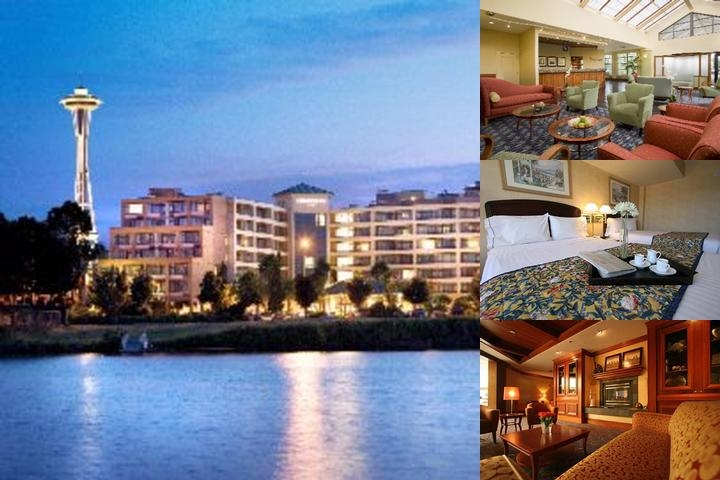 Courtyard by Marriott Seattle Downtown Lake Union photo collage