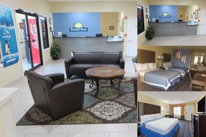 Days Inn Seaworld photo collage