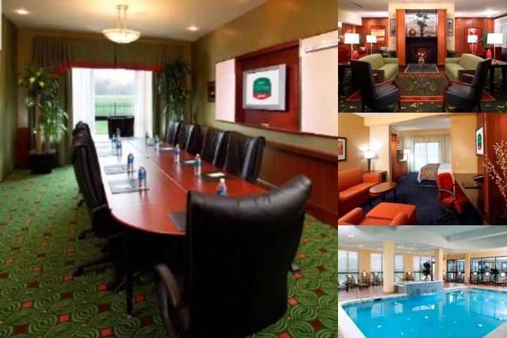 Courtyard by Marriott Dayton University of Dayton photo collage