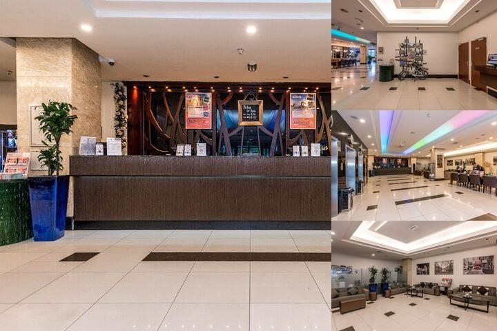 Best Western Blue Tower Hotel photo collage