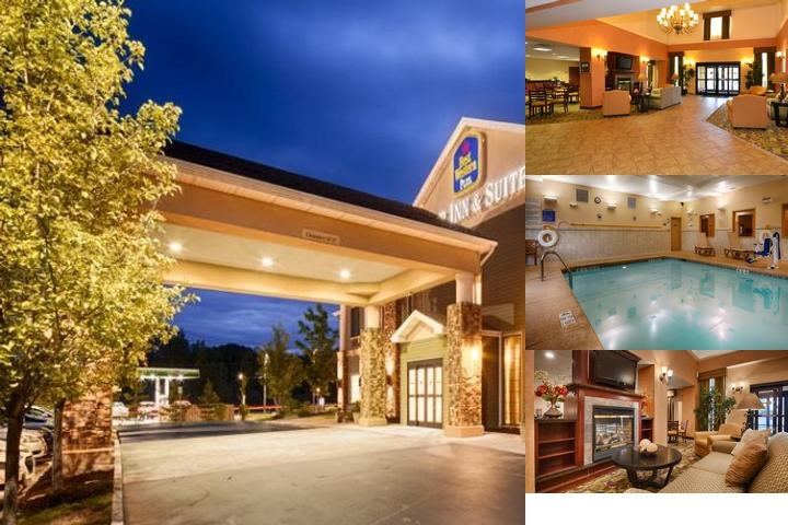 Best Western Plus Victor Inn & Suites photo collage