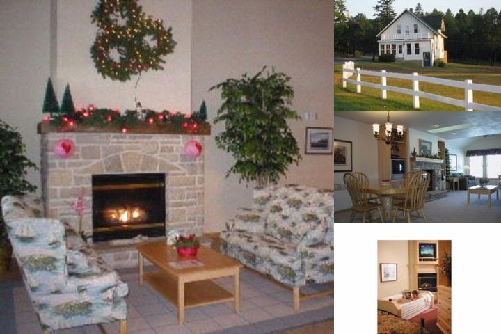 Birchwood Lodge photo collage
