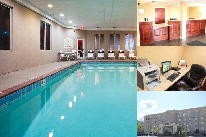 Holiday Inn Norton photo collage
