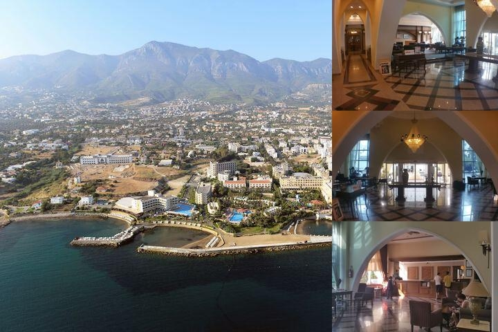Oscar Resort Hotel Cyprus photo collage