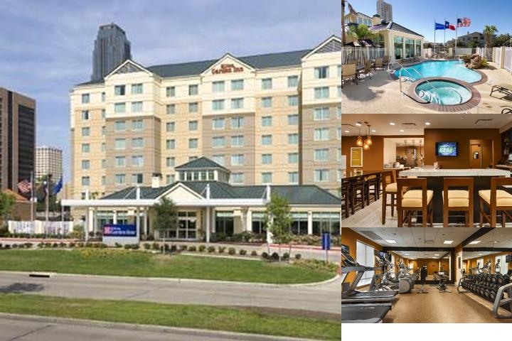 Hilton Garden Inn Houston Galleria photo collage