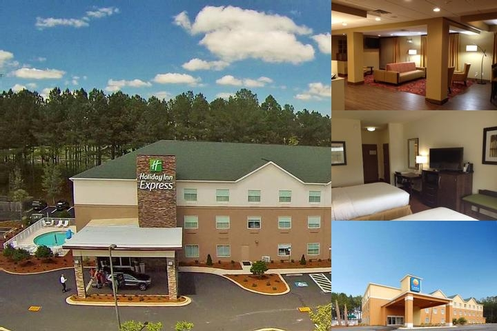 Comfort Inn & Suites Defuniak Springs photo collage