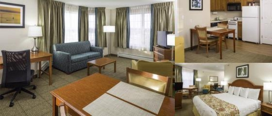 Smart Suites photo collage
