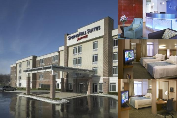 Springhill Suites by Marriott Detroit Metro photo collage