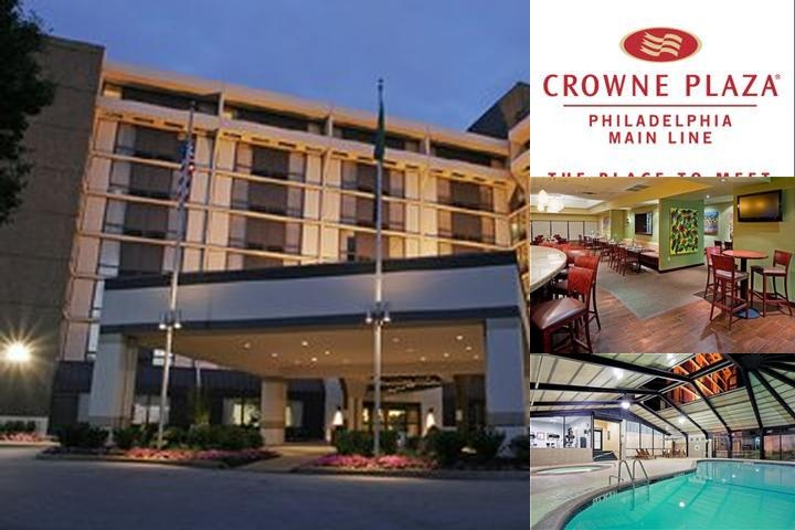 Crowne Plaza Philadelphia West photo collage