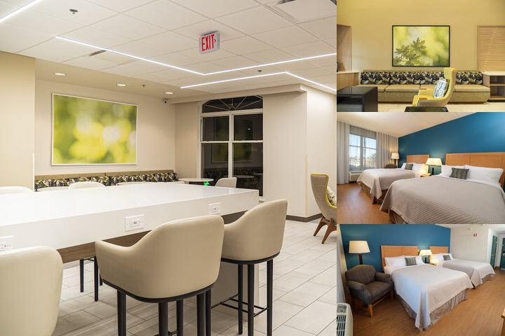 Holiday Inn Express Hotel & Suites Mcallen photo collage