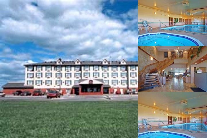 Best Western Hotel & Suites Grande Prairie photo collage