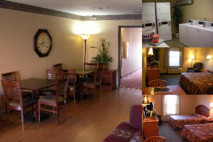 Home Lodge photo collage