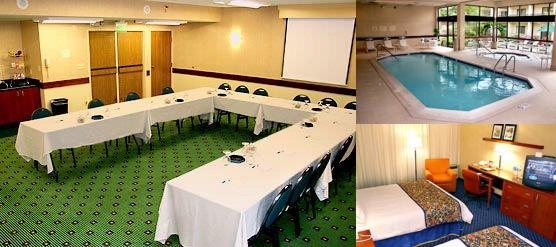 Courtyard by Marriott Dublin photo collage
