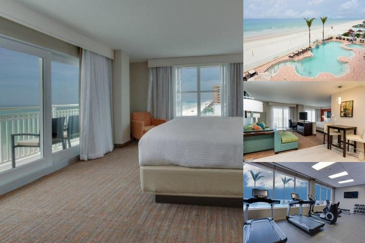 Surfside Hotel photo collage