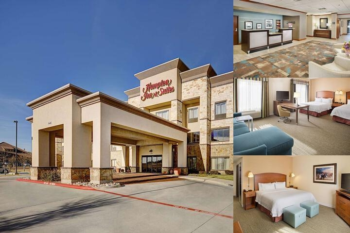 Hampton Inn & Suites Mansfield photo collage