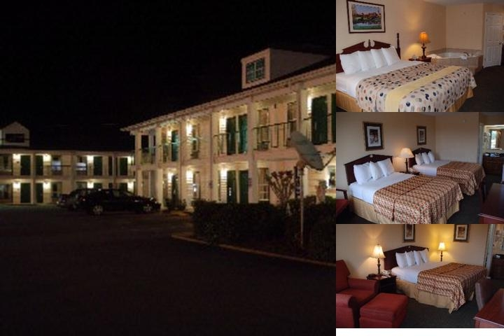 Jameson Inn photo collage