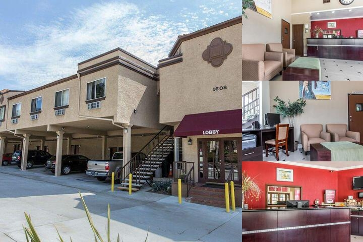 Econo Lodge Inn & Suites Fallbrook / Temecula photo collage
