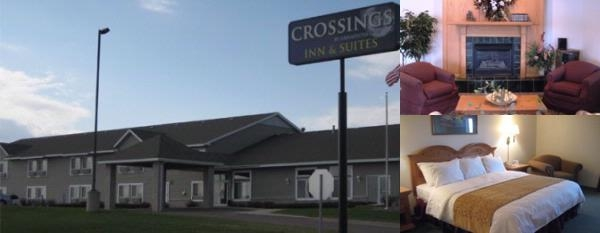 Crossings Inn & Suites photo collage