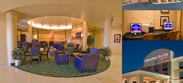 Springhill Suites by Marriott El Paso photo collage