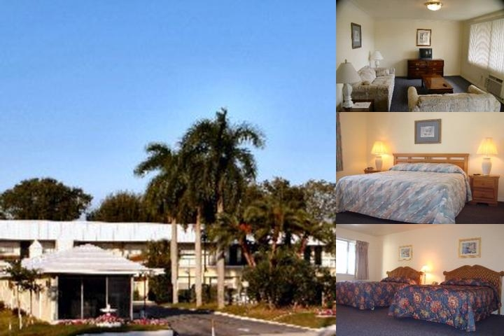 Southland Inn photo collage
