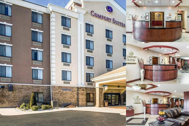 Comfort Suites Four Seasons photo collage