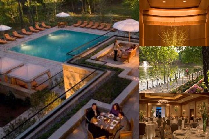 The Umstead Hotel & Spa photo collage
