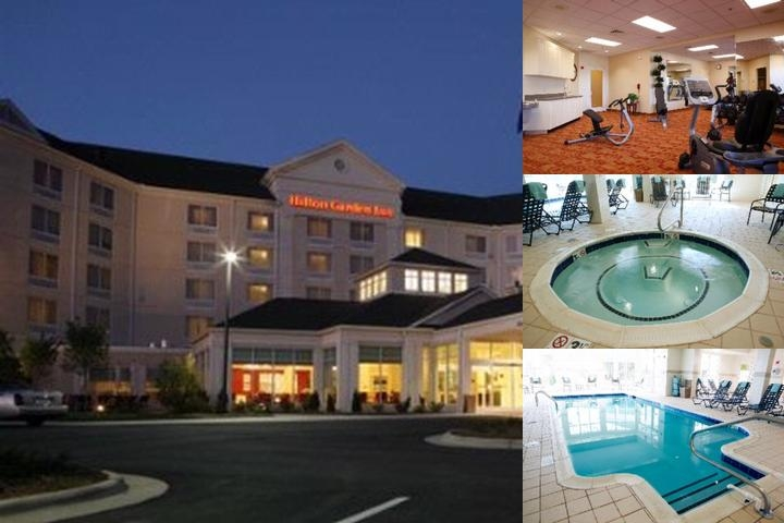 Hilton Garden Inn Roanoke Rapids photo collage