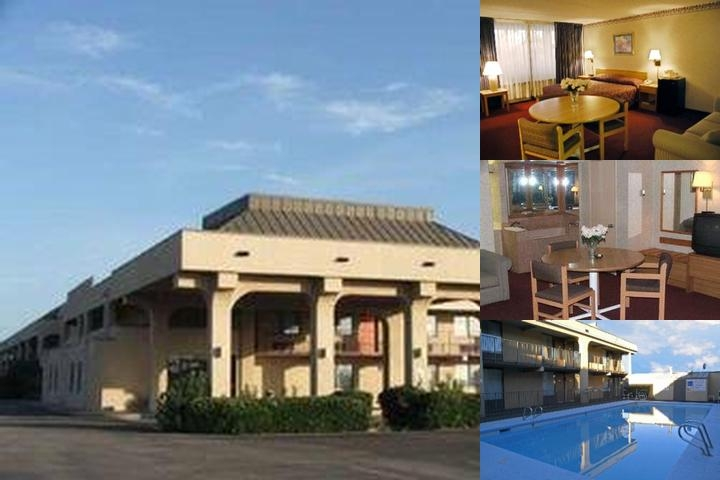 Days Inn Midland photo collage