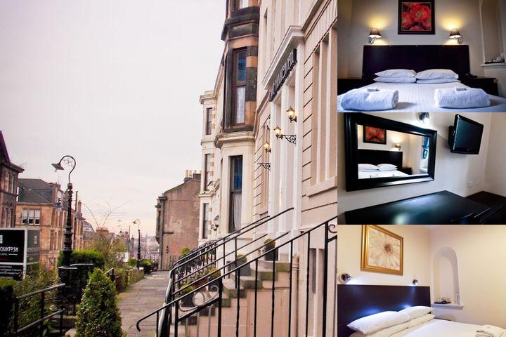 Victorian House Hotel photo collage