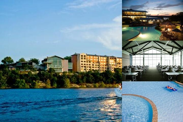 Lakeway Resort & Spa photo collage