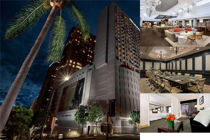 The Declan Suites San Diego photo collage