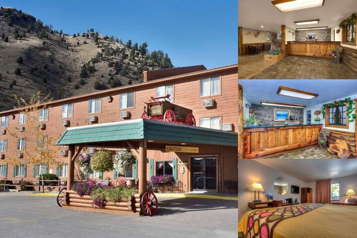 Super 8 Motel Jackson Hole photo collage