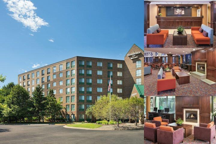 Marriott Residence Inn Minneapolis Edina photo collage